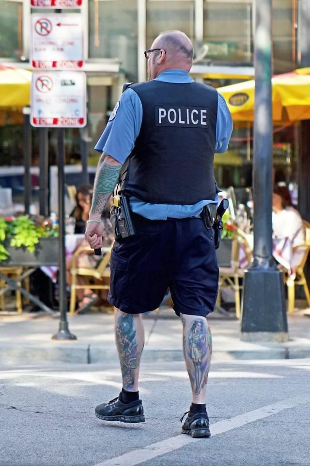 Obrázek police