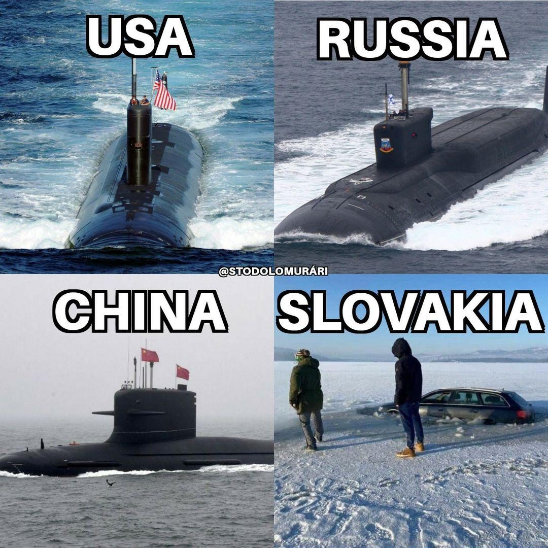Obrázek ponorki
