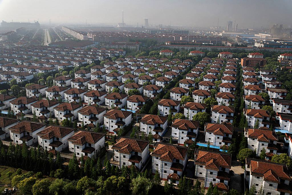 Obrázek richest neighborhood in china