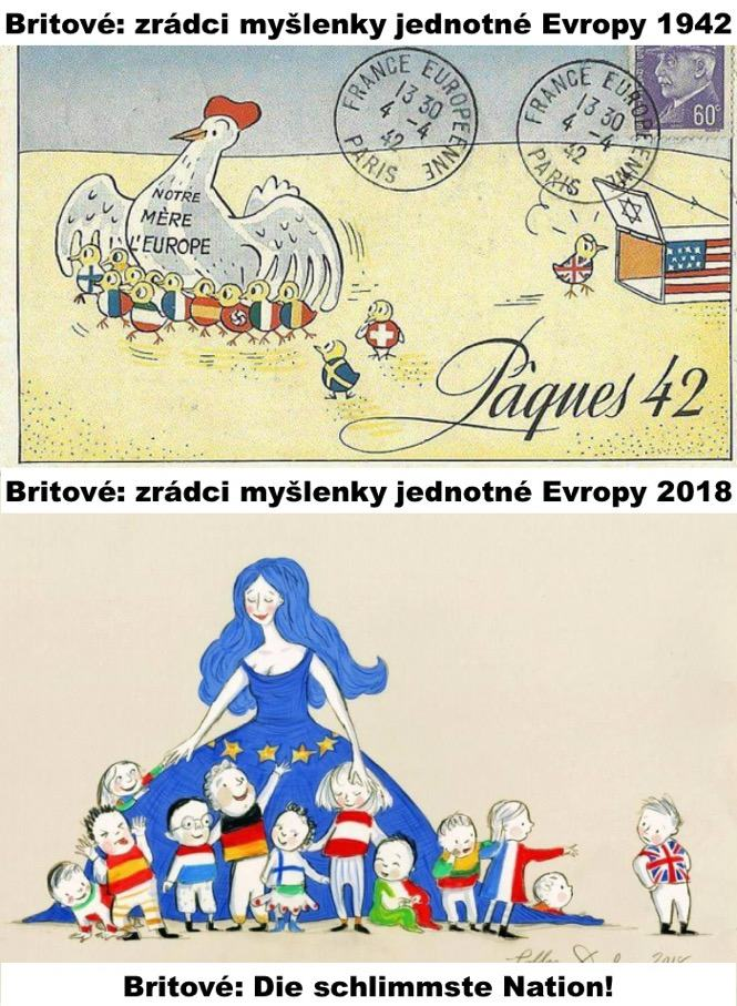 Obrázek rozvracecijednotneevropy