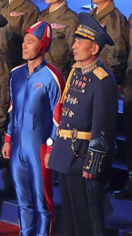 Obrázek severokorejskejakcnihrdinadetajl