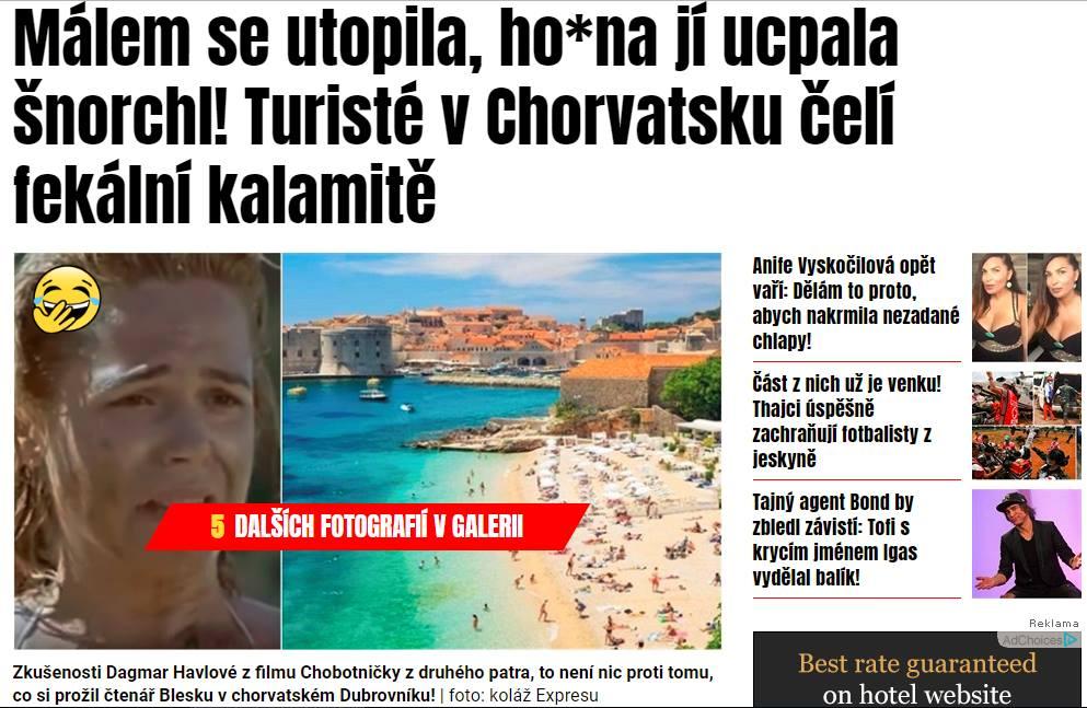 Obrázek snorchlovanivhrvatsku