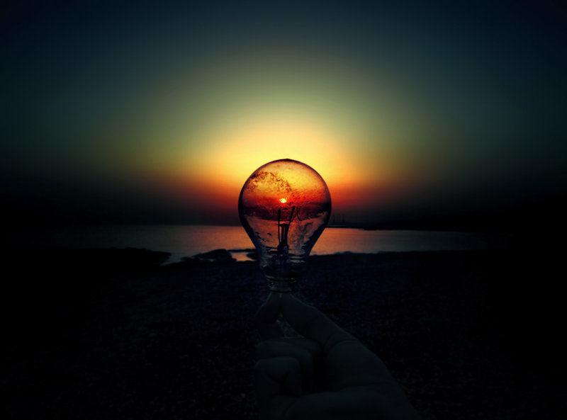 Obrázek sunset