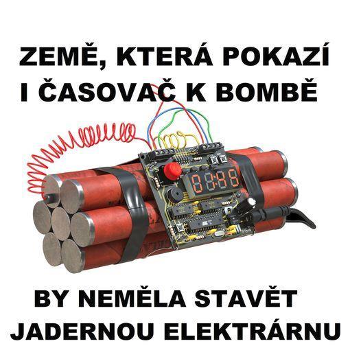 Obrázek zeme-ktera-pokazi-casovac-nema-stavet-jadernou-elektrarnu