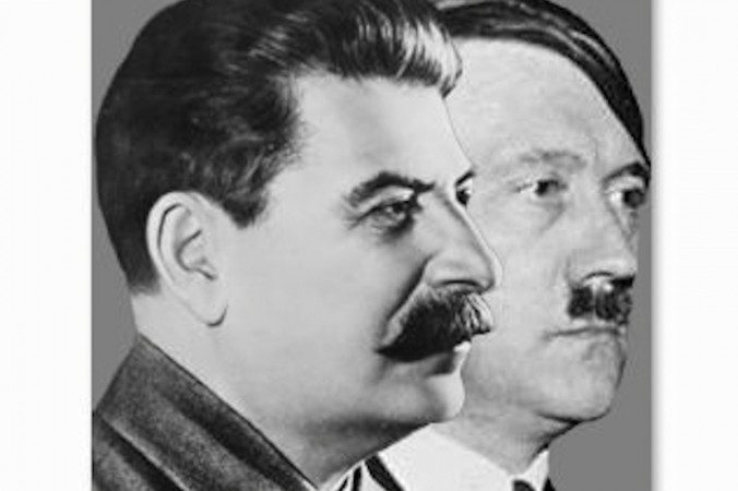 a comparison of the politics of joseph stalin and adolf hitler in world war ii What did adolf hitler benito mussolini and joseph stalin in have in common moved to germany to pursue politicsstalin during world war ii.