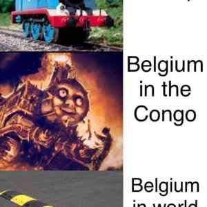 Obrázek 'Bongo-bongo-bongo-the-Belgians-in-the-Congo'