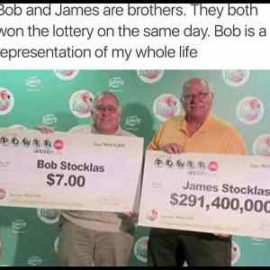 Obrázek 'BrothersWonTheLOTTO'