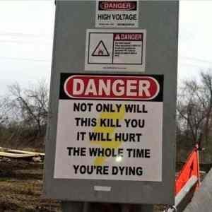 Obrázek 'DangerSign'