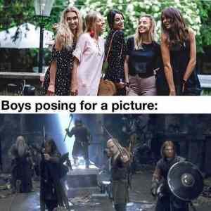 Obrázek 'Girls-in-the-locker-room-Look-at-my-new-hot-underwear-Boys-in-the-locker-room...'