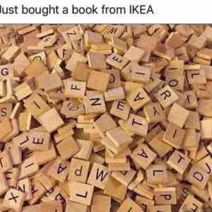 Obrázek 'Ikeabook'