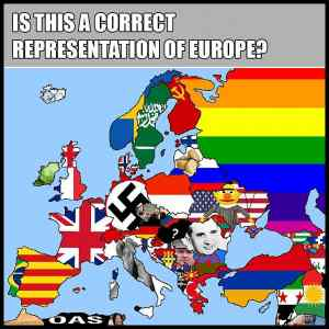 Obrázek 'Is This a Correct Representation of Europe'