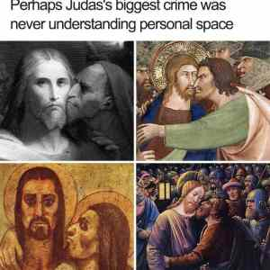 Obrázek 'Judaspersonalspace'