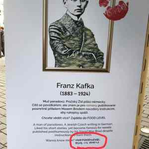 Obrázek 'Kafka'