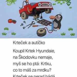 Obrázek 'KrtecekAAuticko'