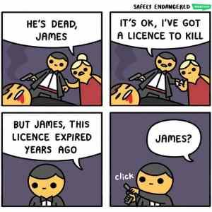 Obrázek 'Licensetokill'
