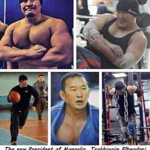Obrázek 'President-Mongolia'
