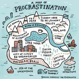 Obrázek 'Procrastinationland'