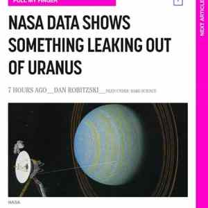 Obrázek 'Someone at NASA has been waiting for years to type that headline'
