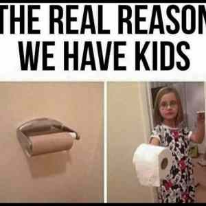 The Real Reason We Have Kids
