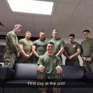 Obrázek 'first day at the unit'
