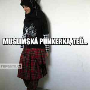 Obrázek 'muslimskapunkerka'