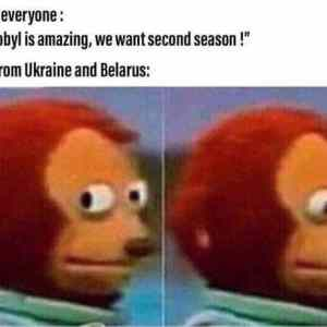 Chernobyl season two