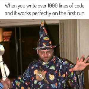 Code mage
