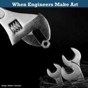 Engineers art