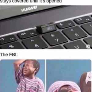 FBI is so gej
