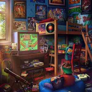 Gaming-in-the-90s