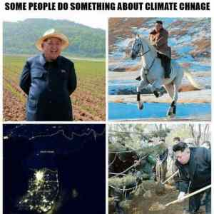 Korean Climate Change