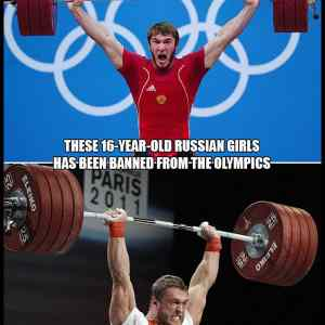 More Russian Athletes Banned From The Olympics