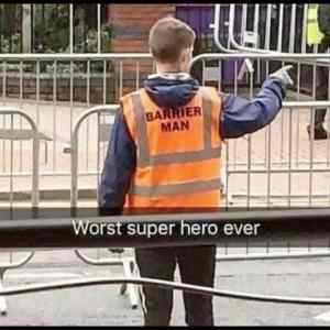 THE Worst Superhero