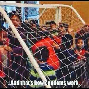 That Is How They Work-condom