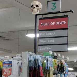 The Aisle OF Death